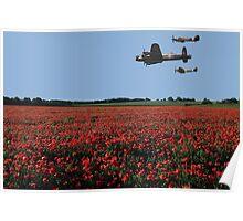 Battle of Britain Flight Poster