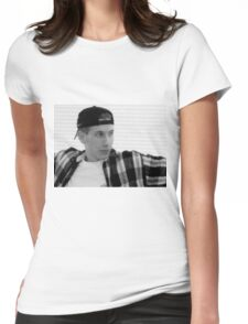 Eric Harris Womens Fitted T-Shirt