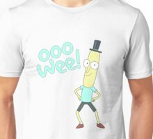 Mr pooptbutthole- Rick and Morty Unisex T-Shirt