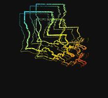 louisiana chill blur Unisex T-Shirt