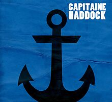 Captain Haddock by sdbros