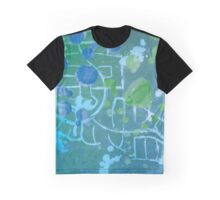 Up to Now - A Short Drive from Childhood Graphic T-Shirt
