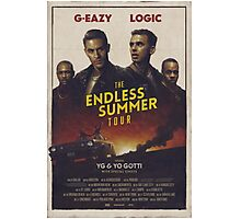 Endless Summer Tour Photographic Print