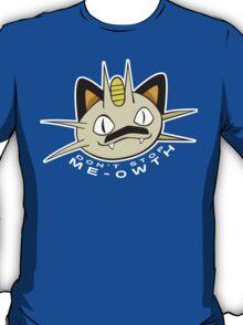PokéPun - 'Don't Stop Me-owth' T-Shirt