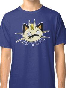 PokéPun - 'Don't Stop Me-owth' Classic T-Shirt
