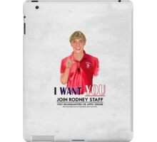 I Want You for Rodney Scout Reservation iPad Case/Skin