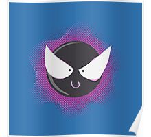 Cute Gastly Poster