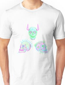 the skull of hate trilogy Unisex T-Shirt