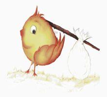 Chick. I peep Baby Tee