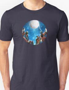 Feline Dreams Unisex T-Shirt