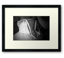Undone Framed Print