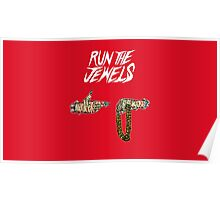 Run The Jewels 2 Poster