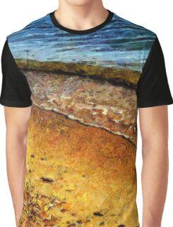 Sur la Plage Graphic T-Shirt