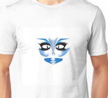 Blue Face Mileena Unisex T-Shirt
