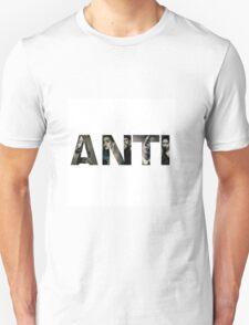 ANTI - RIHANNA GRAPHIC Unisex T-Shirt