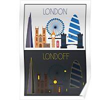 Londoff - Skyline Poster