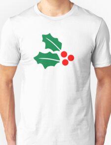 Christmas Holly T-Shirt