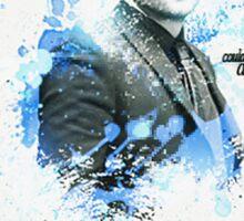 Aaron Dingle | Blue Angel Sticker