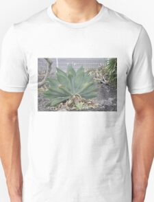 Ouch 3 cactus Unisex T-Shirt