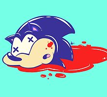 DIE SONIC DIE by Kat Smith