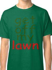 comic sans grandpa slogan Classic T-Shirt
