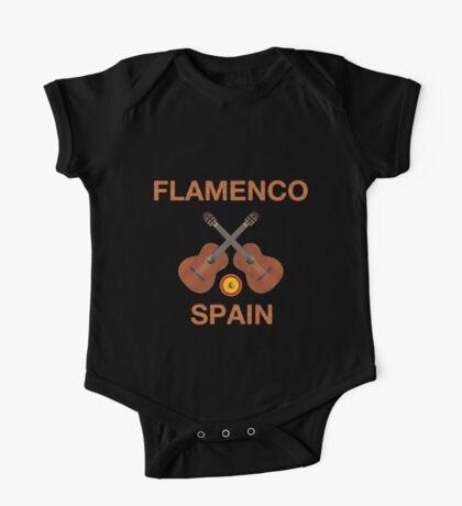 Flamenco spain One Piece - Short Sleeve
