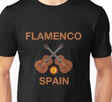 Flamenco spain Unisex T-Shirt