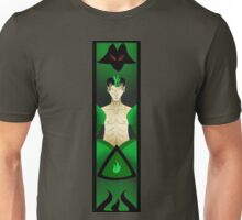 Book Spirit Bookmark: Jampo - Forest Green Unisex T-Shirt