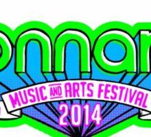 Bonnaroo Music Festival Sticker