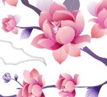 Cherry blossoms I Sticker