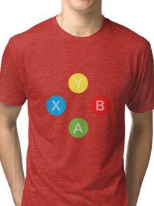 Controller - Xbox Tri-blend T-Shirt