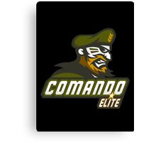 Comando Elite Canvas Print