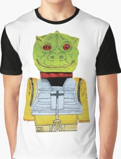 Origami Bossk Graphic T-Shirt