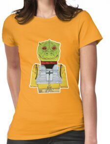 Origami Bossk Womens Fitted T-Shirt