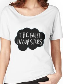 the fault in our stars Women's Relaxed Fit T-Shirt