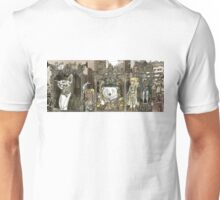 Steampunk City Unisex T-Shirt
