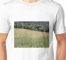 turkey and her poults Unisex T-Shirt