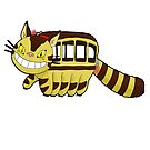 MEOW! Catbus by Bantambb