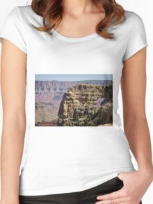 On the Wing Of An Angel Women's Fitted Scoop T-Shirt