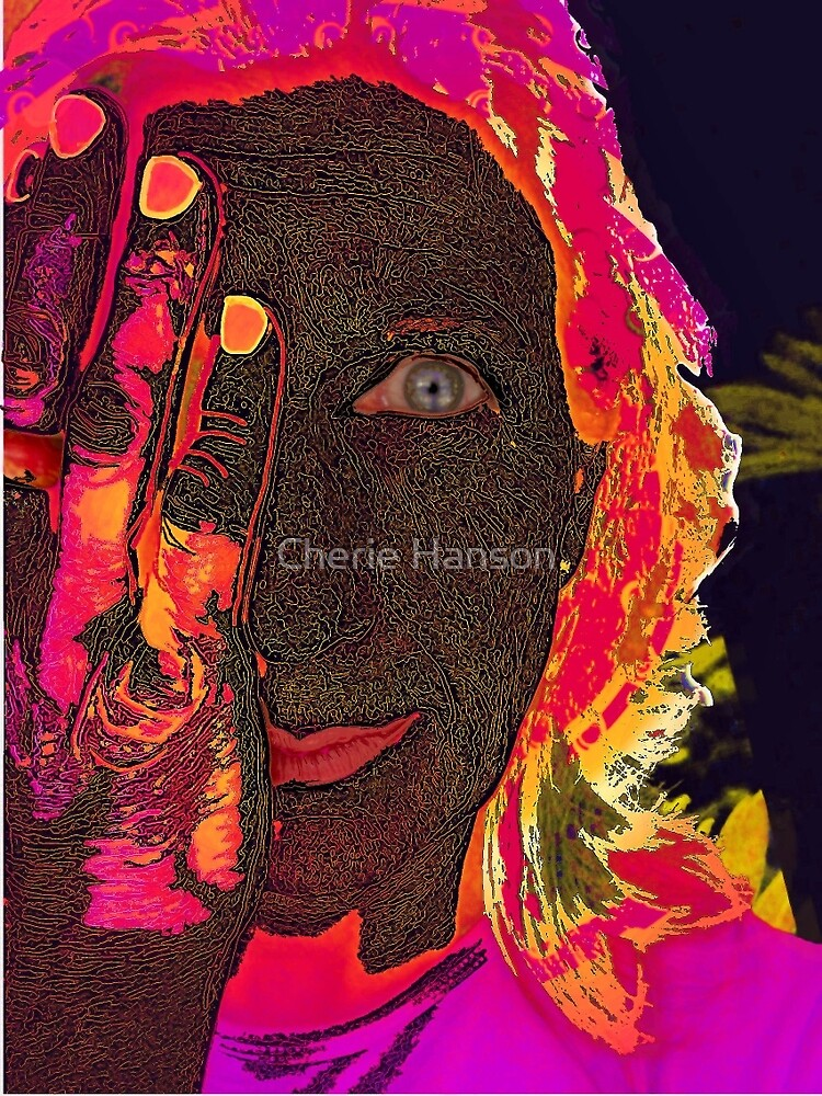 half face two by cherie hanson