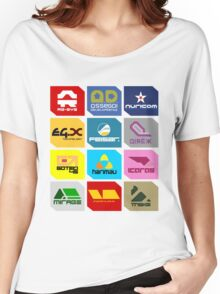 Wipeout Teams! Women's Relaxed Fit T-Shirt