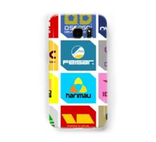 Wipeout Teams! Samsung Galaxy Case/Skin