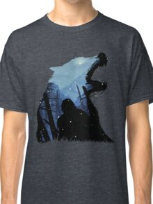 Jon Snow - King of The North Classic T-Shirt