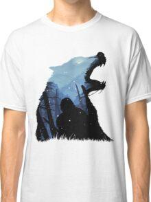 Jon Snow - King of The North Classic T-Shirt