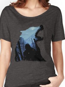Jon Snow - King of The North Women's Relaxed Fit T-Shirt