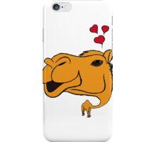 Camel love iPhone Case/Skin
