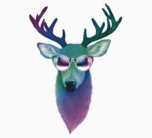 Rainbow Deer Kids Clothes