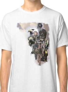 Winged Sky Knights Classic T-Shirt