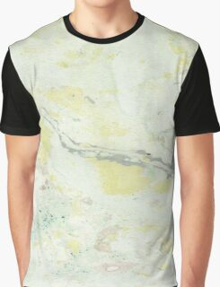 Marbling Designs Graphic T-Shirt
