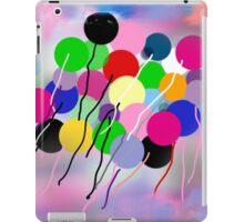 Balloons, by Roger Pickar, Goofy America iPad Case/Skin